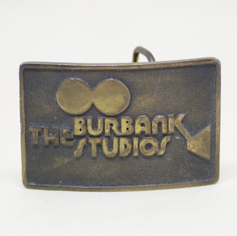 Burbank Studios Belt Buckle