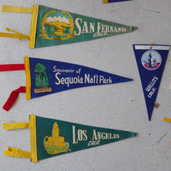 Pennants of The West, Circa 1940s