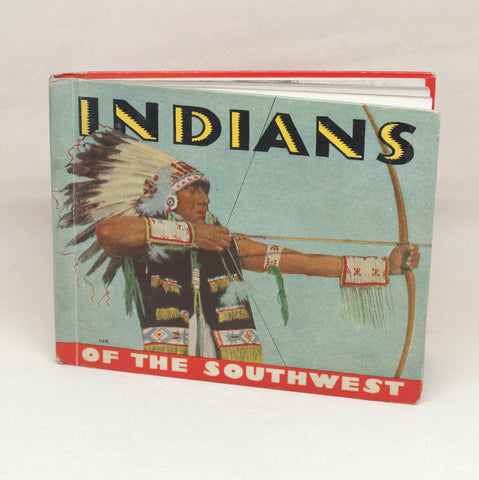 "Vintage ""Indians of the Southwest"" Book"