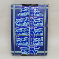 Collection of Waltham Razors