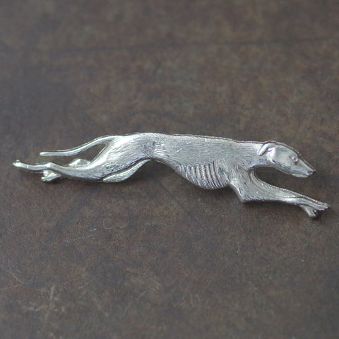 Greyhound Dog Pin