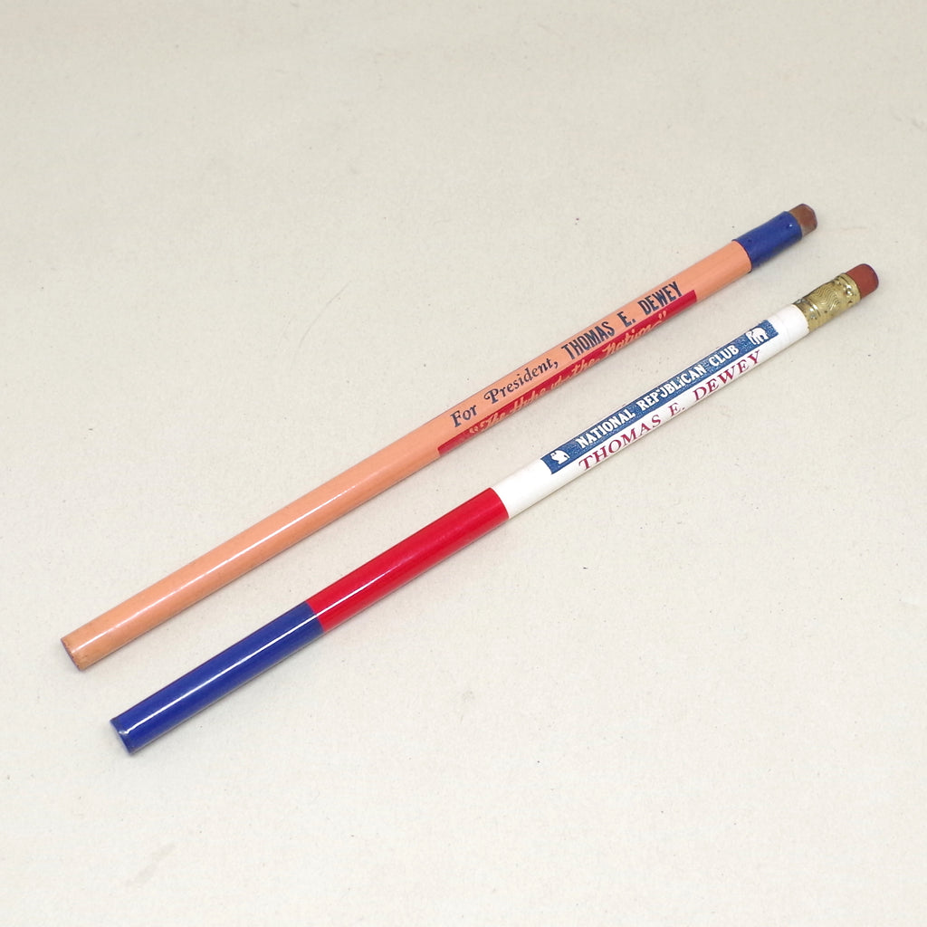 Thomas Dewey Campaign Pencils