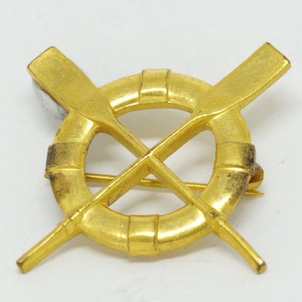 Vintage Nautical Lifesaver Pin