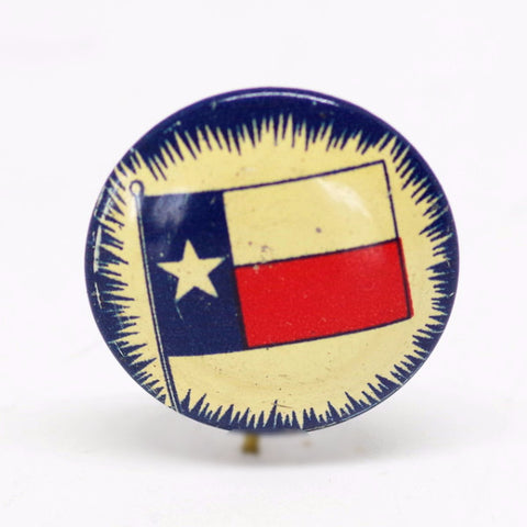 Flag of Texas Pin