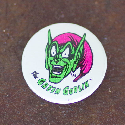 60s Green Goblin Pin