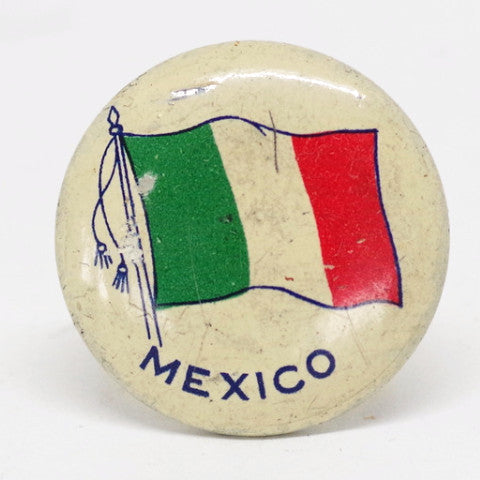 Flag of Mexico Pin