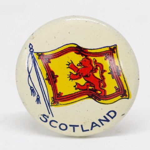 Royal Standard of Scotland Pin
