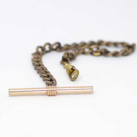 Vintage Cuban Link Watch Fob