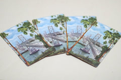 1940 San Francisco Golden Gate Exposition Card Deck with Card Trick Guide