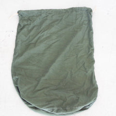 Vintage Army Green Laundry Bag