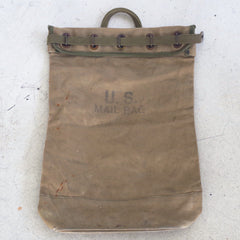 Vintage Army Mail Bag
