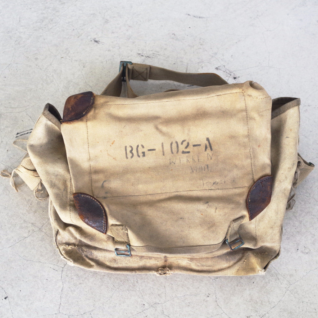 Vintage Army Radio Bag
