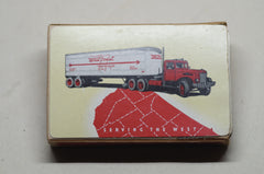 1940s West Coast Fast Freight Card Deck