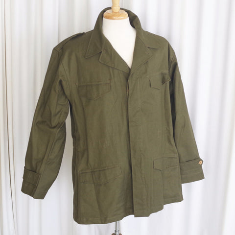 NOS Surplus Vintage German Military Jacket
