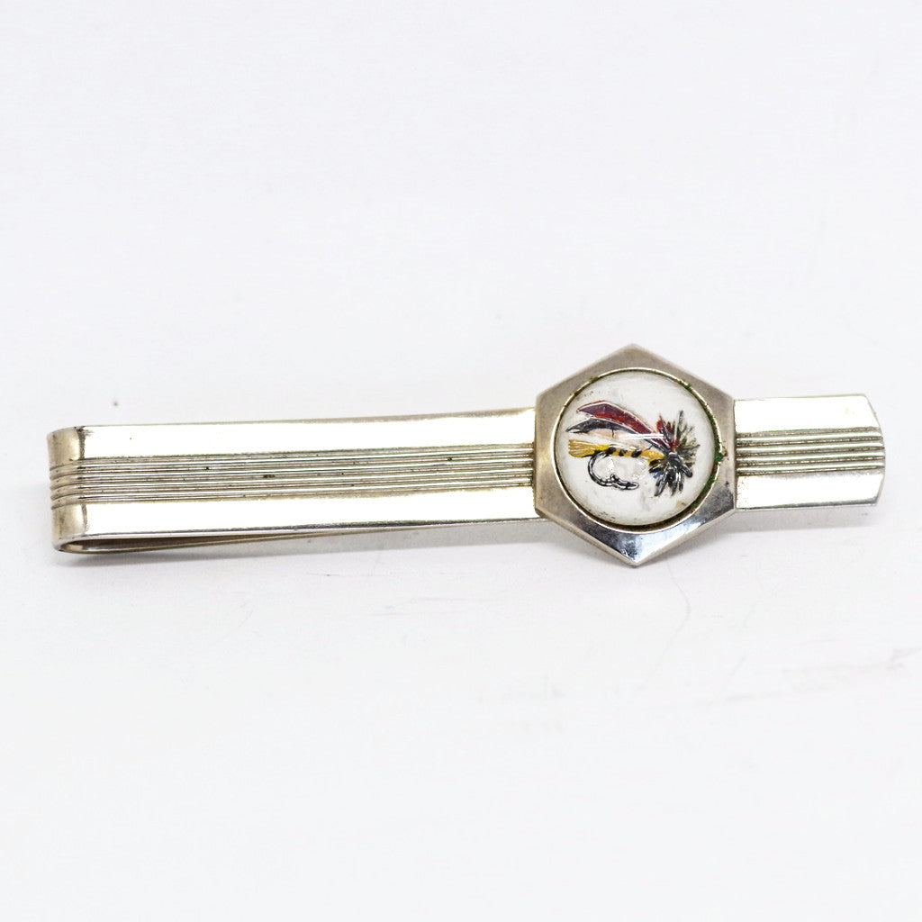 Fishing Fly Tie Bar