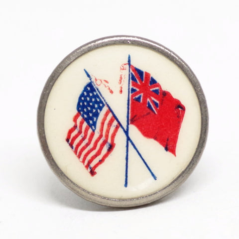 Early 20th Century British and American Unity Stud Pin