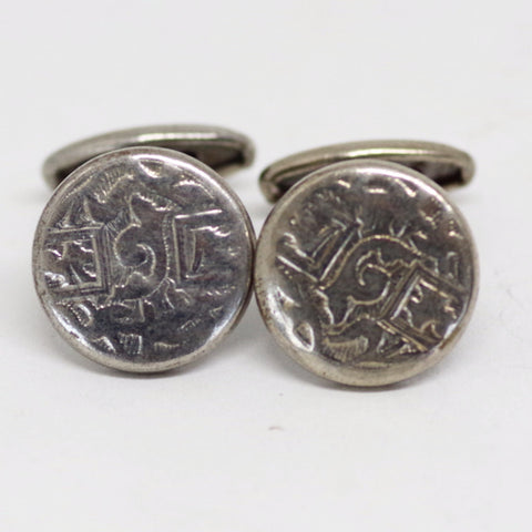 Ornate Baroque Cufflinks