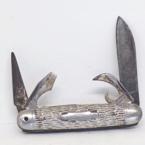 Vintage Kamp King Multitool Pocket Knife