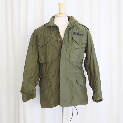 Vintage US Army Field Jacket L-XL
