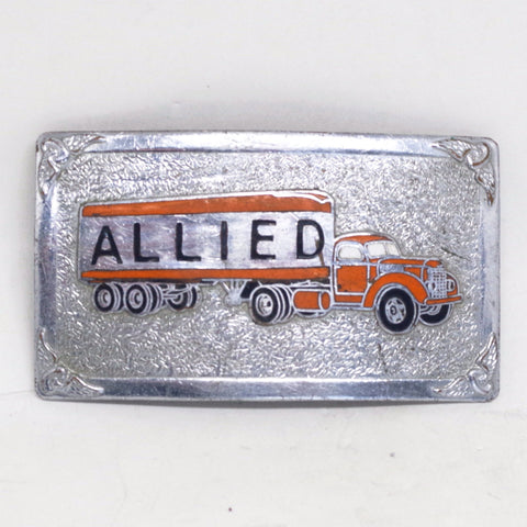 Allied Truck Belt Buckle