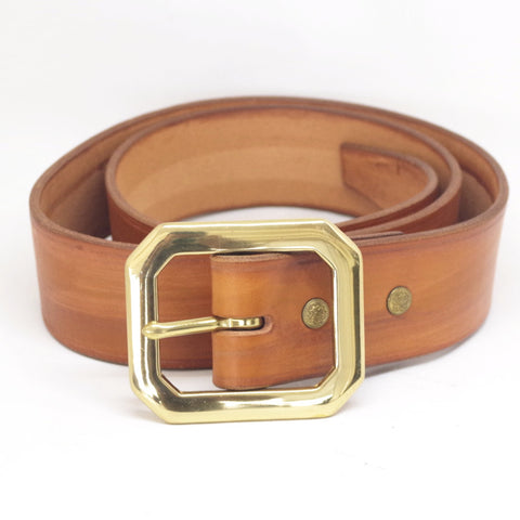 Amish Leather Belt- sz 38/40