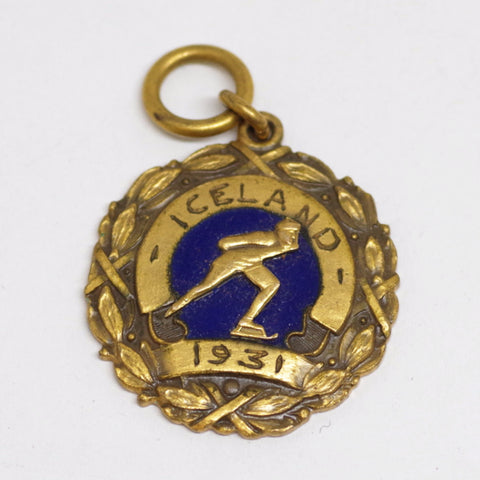 1931 Icelandic Skating Award