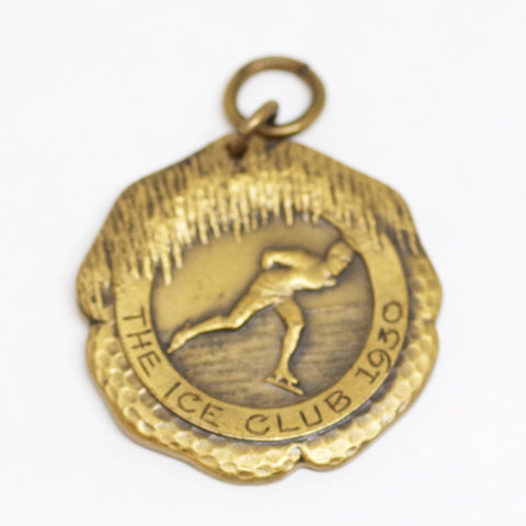 1930 Ice Club Award