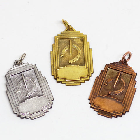1950s Horseshoe Pendants (Large)