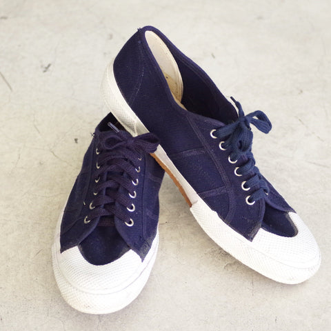 Vintage Italian Navy Surplus Sneakers- EU 45/US 11.5