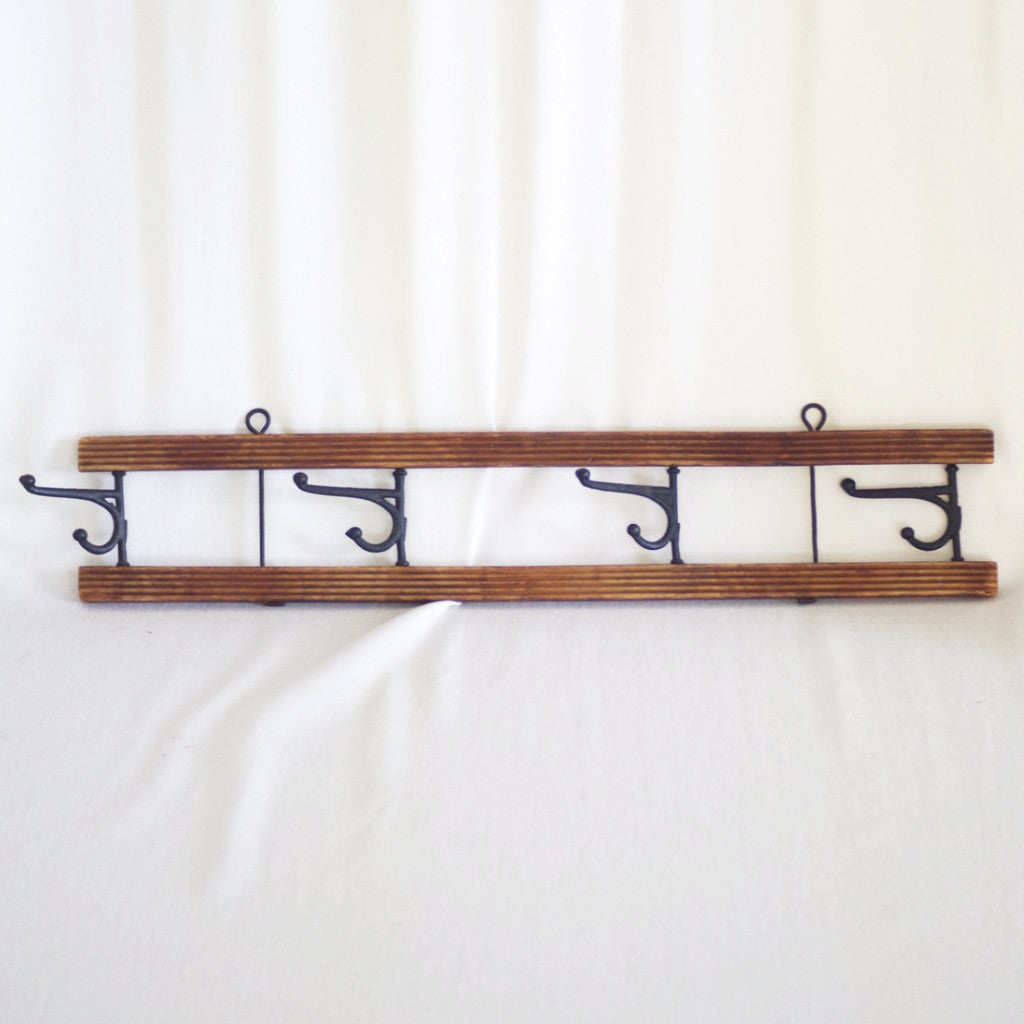 Vintage Adjusting Wall Hook Set