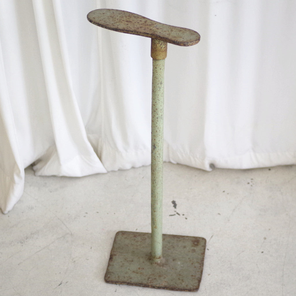 Antique Cobbling Stand