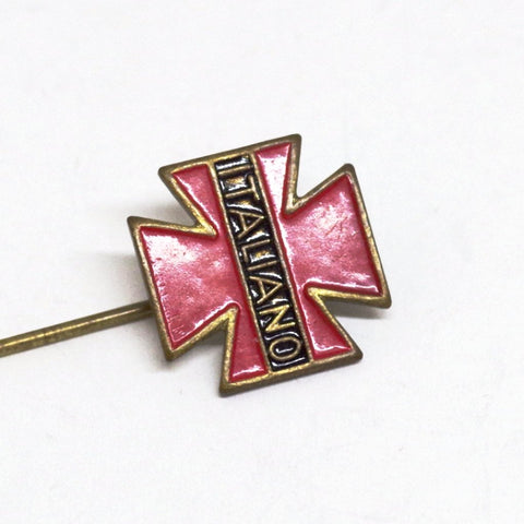 """Italiano"" Stick Pin"