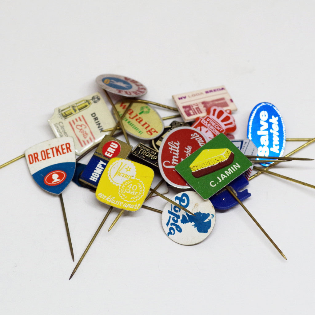 Dutch Stick Pin Variety Pack- Free For All (5 Pack)