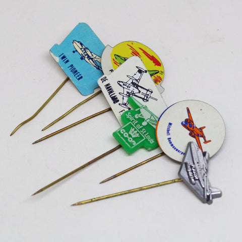 Dutch Stick Pin Variety Pack- Aviation (3 Pack)