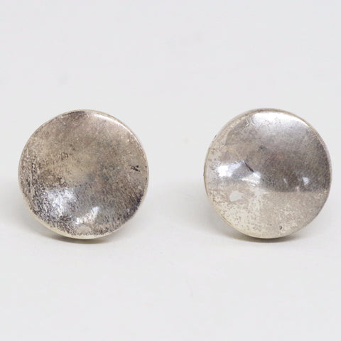 Modern Mexican Sterling Cufflinks