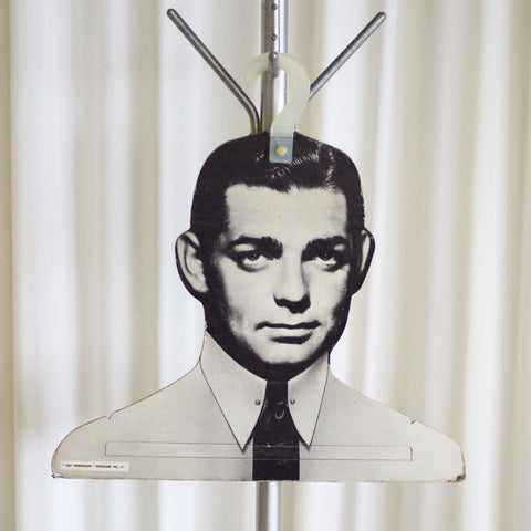 Vintage Cary Grant Hanger