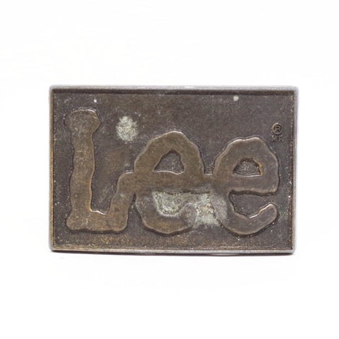 Vintage Lee Jeans Belt Buckle