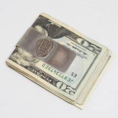 Sterling Electrolux Vacuum Money Clip