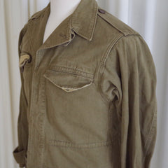 Vintage Army Surplus Field Jacket- M/L