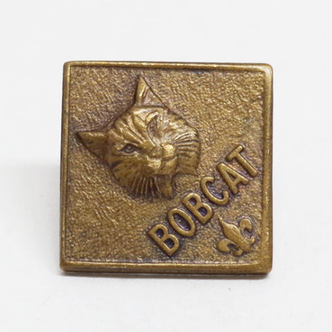 Bobcat Scout Pin