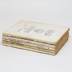 1950s Spanish-Language Pocket Library
