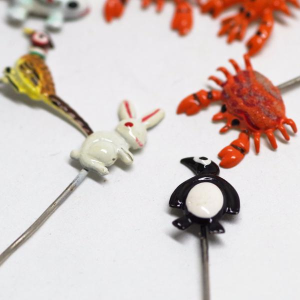 Bugs & Creatures Stick Pin Packs