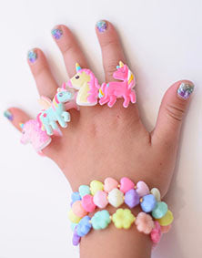 Unicorn Summer Surprise Ring