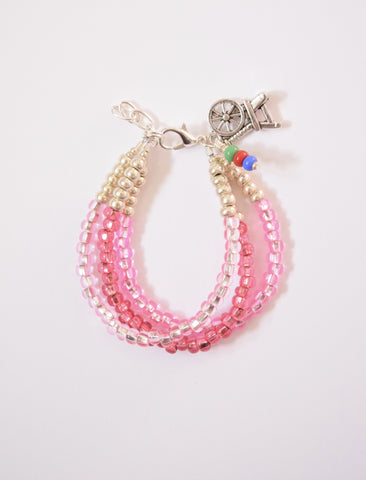 Sleeping Beauty Trio Bracelet