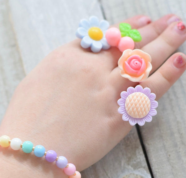 Kids Surprise Pastel Ring