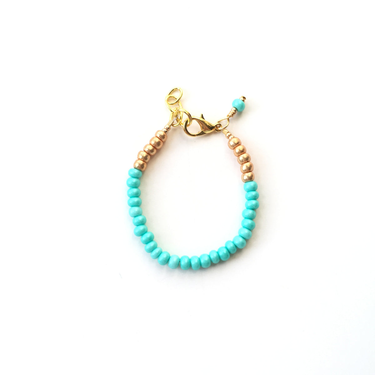 Turquoise Stackable Bracelet