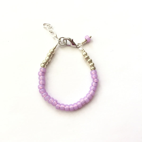 Wisteria Stackable Bracelet