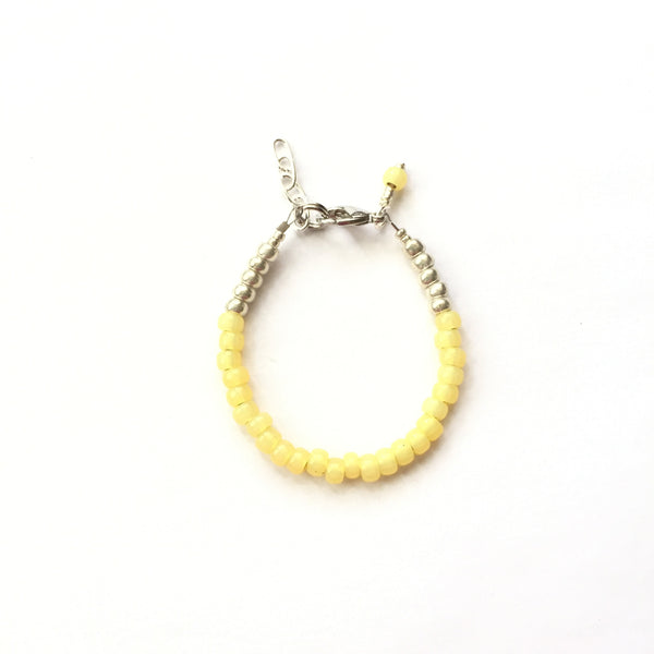 Banana Stackable Bracelet