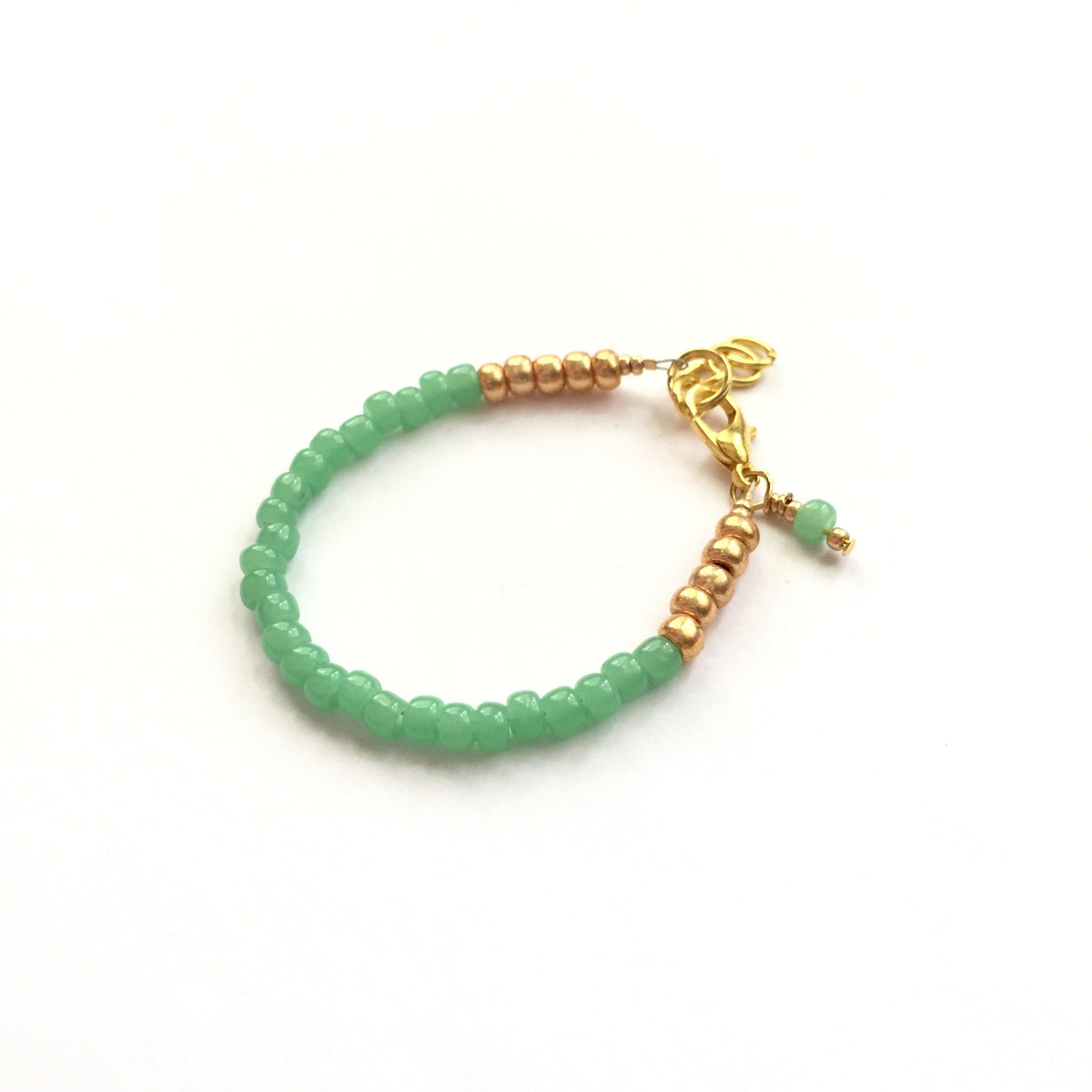 Jade Stackable Bracelet