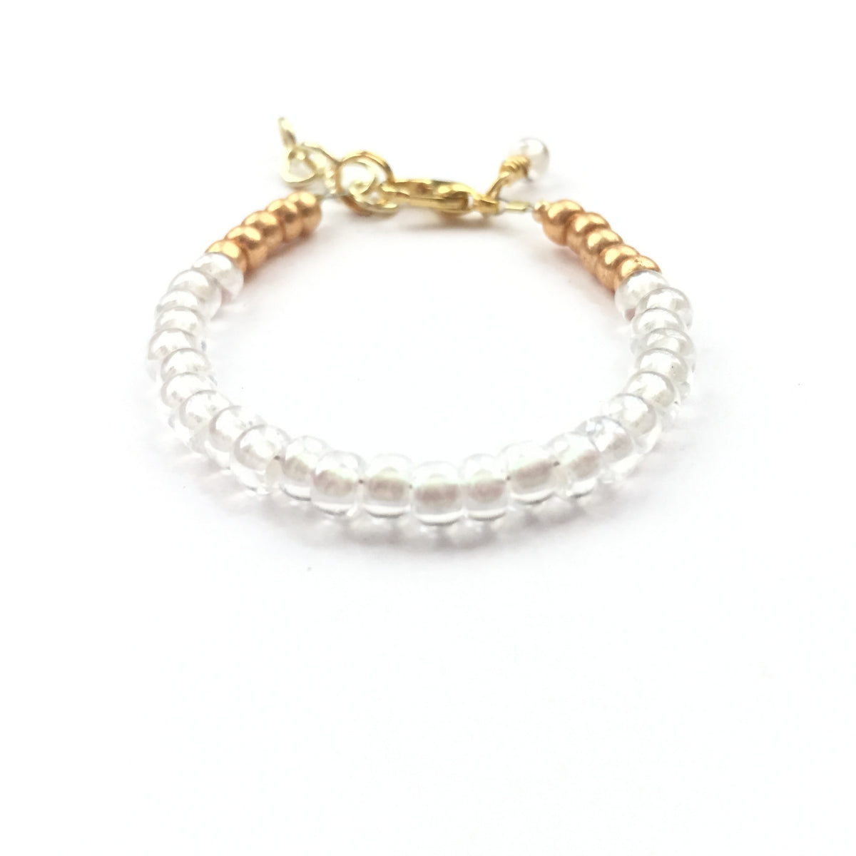 Snowflake Stackable Bracelet